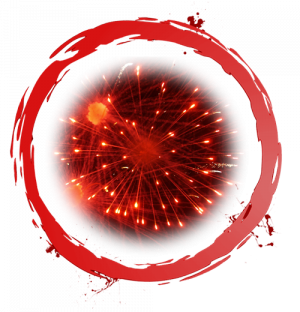 Coffee Rings-Red-Burst-1